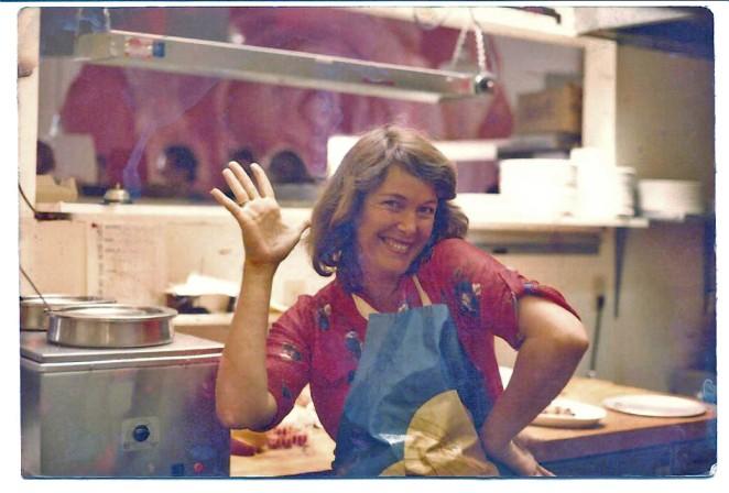 Chef Suzanne