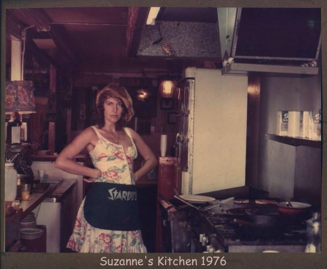 Suzanne at Suzanne's Kitchen