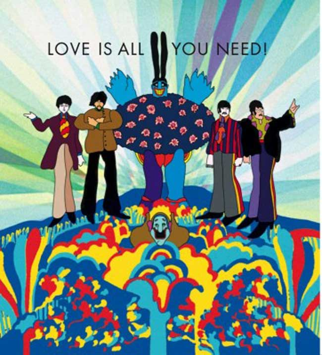 ALL YOU NEED IS LOVE - MOTHER TERESA & PRINCESS DIANA (4/5)