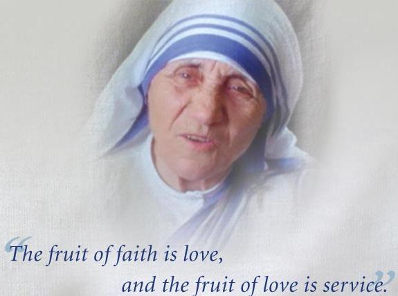 ALL YOU NEED IS LOVE - MOTHER TERESA & PRINCESS DIANA (2/5)