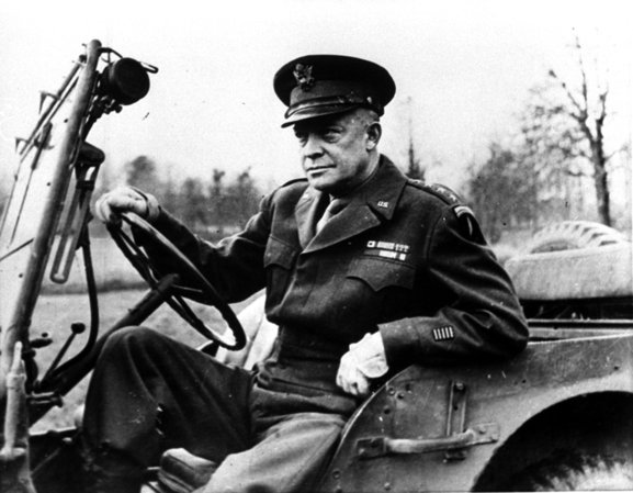 GENERAL/PRESIDENT DWIGHT D. EISENHOWER - The Last Real Commander-In-Chief (6/6)