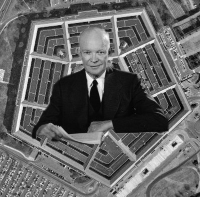 GENERAL/PRESIDENT DWIGHT D. EISENHOWER - The Last Real Commander-In-Chief (1/6)