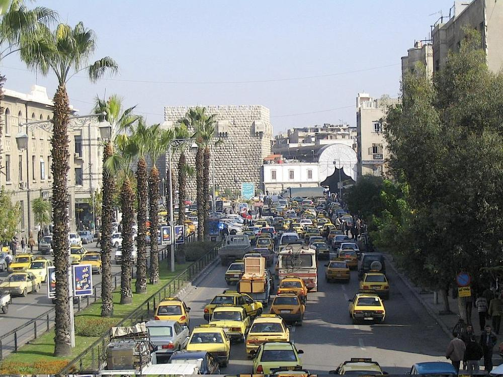 SYRIA: A WITCH'S BREW - ON THE ROAD TO TEHRAN (2/6)