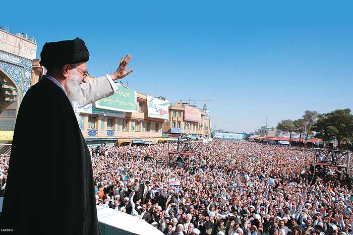THE NUCLEAR QUESTION? IRAN - DIFFERENT FROM THE REST? (5/6)
