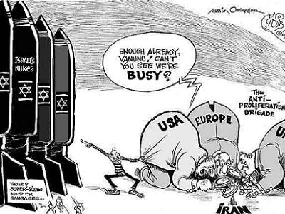 Iran nuclear program thesis