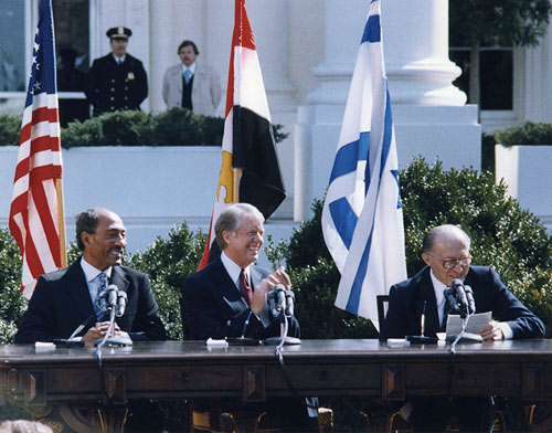 March 26, 1979 Camp David Treaty