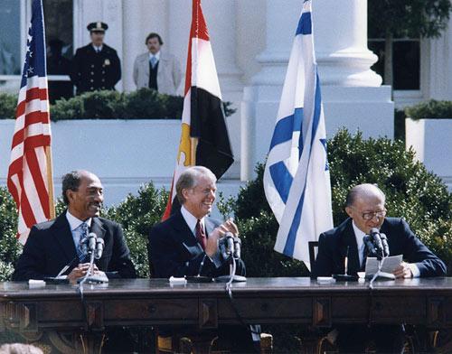 March 26, 1979 Camp David Treaty