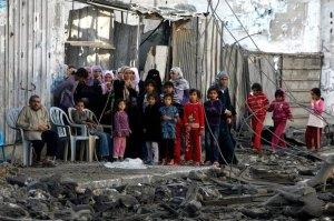gaza-under-attack-women-and-children