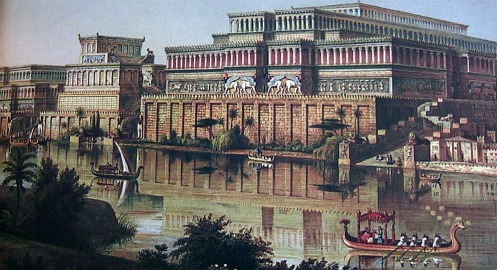 Ancient Nineveh World City