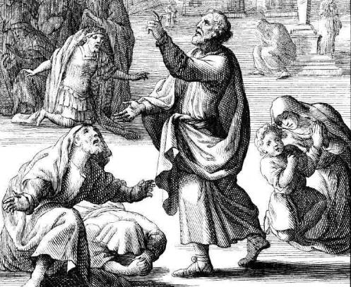 JONAH IN NINEVEH JON 3
