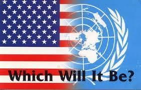 US or UN
