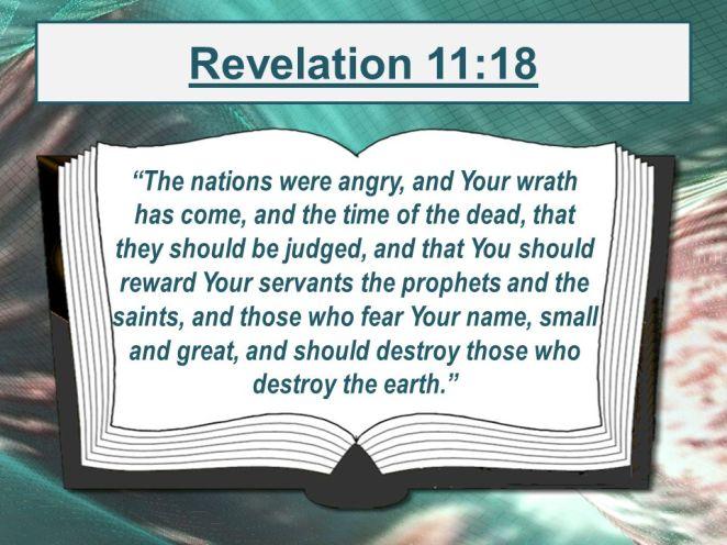 Revelation eleven