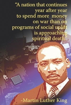 war - spiritual death